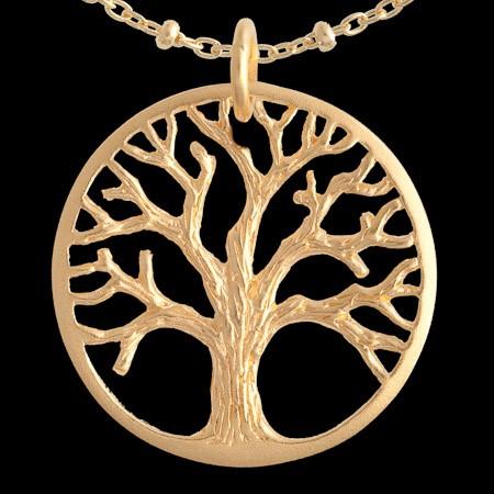 Дерево кулон