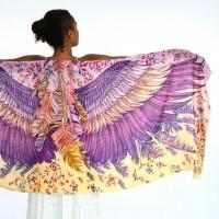 Малиновые Крылья (Blush Wings)