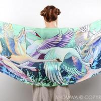 Крылатый Лебедь (Fair Swan Wings)